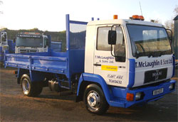 7.5 Tonne Tippers